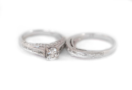 Diamond Accent Set
