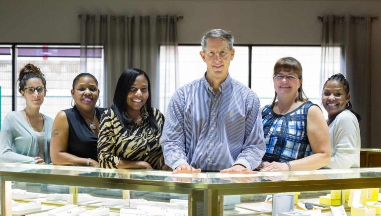 Premier Jewelers team