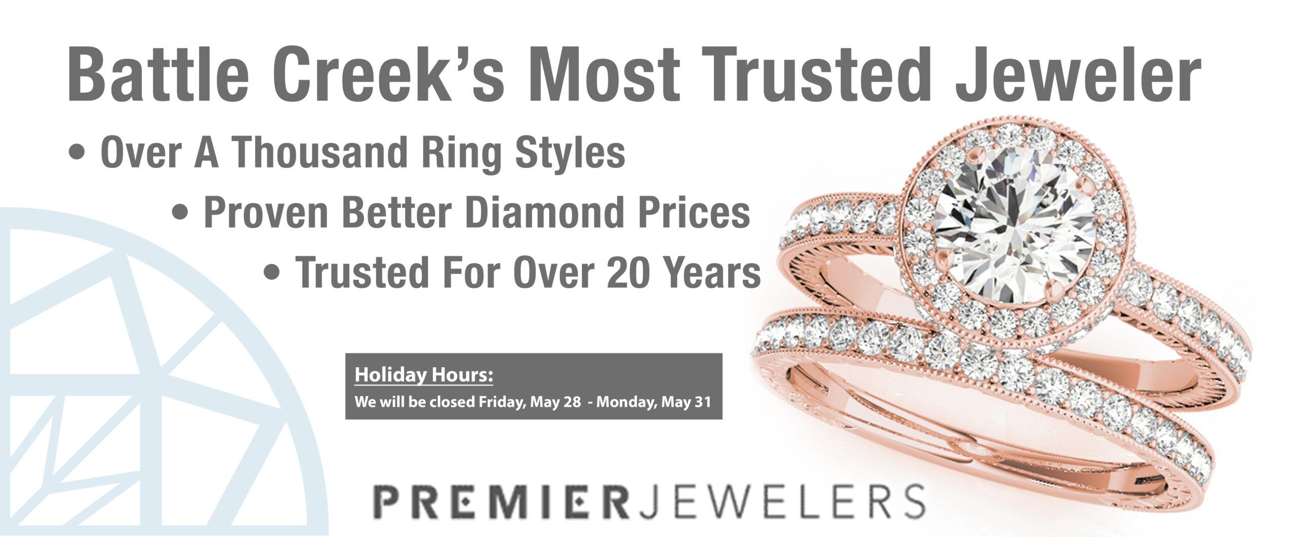 Premier Jewelers, Battle Creek, MI